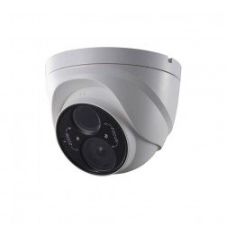 Cantek CT-AC304-VD5 2Mp TurboHD Outdoor EXIR Turret Dome