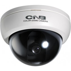 CNB D2000 100mm Dummy Dome Camera, White