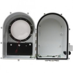 Dotworkz D3-HB-MVP D3 Heater Blower Camera Enclosure with Clear Lens
