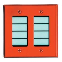 Bosch D7032 Eight-zone LED Annunciator Expander