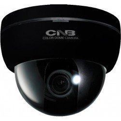 CNB DBD-54VD-B 700TVL Day/Night D-WDR Dome Camera, 2.8-10.5mm