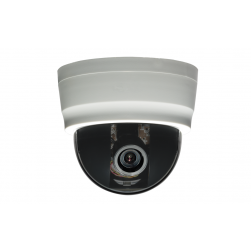 Ganz DCB-39-BL 600TVL Day/Night Dome Camera, 3-9mm