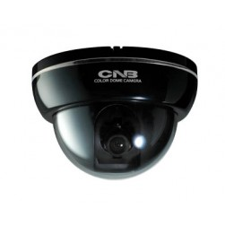 CNB DFL-20S-B 600TVL Indoor Day/Night Dome Camera, 3.8mm