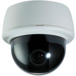 CNB DKM-24VD MonaLisa In-Ceiling/Surface Mount Dome Camera, 2.8-10.5mm Lens