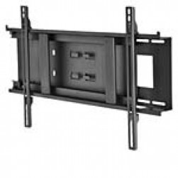 Peerless-AV DMU50SM-02 Slide-out Wall Mount with Media Player Storage