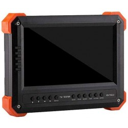Hikvision DS-TT-X41T 7-Inch HD-TVI LCD Test Field Monitor with UTC Control
