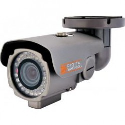 Digital Watchdog DWC-B1363TIR Star-Light Outdoor TRUE Day/Night Bullet Camera, 3.3-12mm Lens