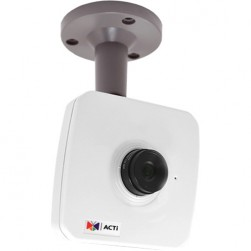 ACTi E12A 3Mp Indoor WDR Network Cube Camera