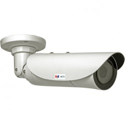 ACTi E416 10MP Day/Night Vandal-Resistant Outdoor IP Bullet Camera