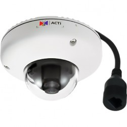 ACTi E936 2MP Video Analytics Outdoor Mini Dome Camera