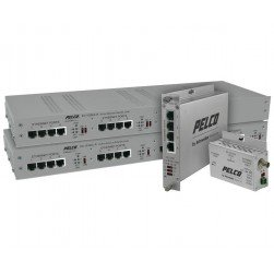 Pelco EC-1501U-M EthernetConnect Local/Remote Single Port UTP Extender