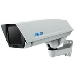 Pelco EH16-8PMTS Outdoor Vandal-Resistant Camera Enclosure, PoE