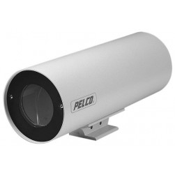 Pelco EH2508-1 Dust-Tight Waterproof 8 Inch Aluminum Enclosure with 120 VAC Heater