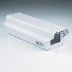 Pelco EH3508-1 8-inch Aluminum Enclosure with 120VAC Heater and Defroster
