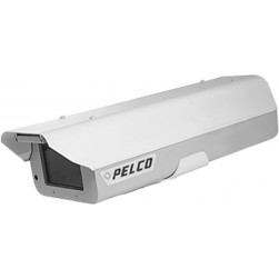 Pelco EH4718L-1 18-inch Outdoor Enclosure for PT780 Legacy Positioning System, 120VAC