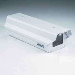 """Pelco EH3512-2 12"""" Aluminum Outdoor Enclosure with Heater, Defroster & Blower, 24VAC"""