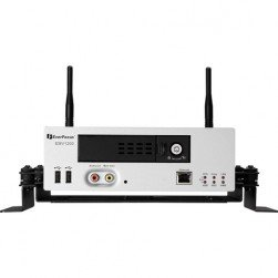 Everfocus EMV-1200-500M 12 Channel Hot-Swap Mobile DVR, 500 GB