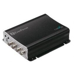 Everfocus EVS410 4-Channel Video Encoder with 2-Way Audio and SD Card Slot