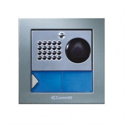 Comelit EX-4875KCP Additional External Entrance Panel with 1-Button