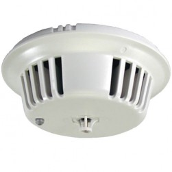 Bosch F220-PTH Photoelectric Smoke Detector with Heat Sensor