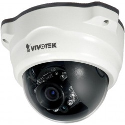 Vivotek FD8131V 1 Megapixel Outdoor Vandalproof Network IP Dome Camera, 3-12mm Lens