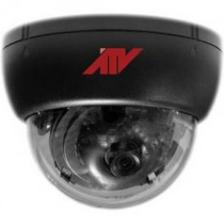 ATV FDM700DN 700 TVL Day & Night Interior Mini-Dome Camera, 3.6mm Lens