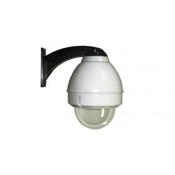 Videolarm FDW75C2N IP 7in Outdoor dome Hsg Wall Mt. Clear Dome, H/B