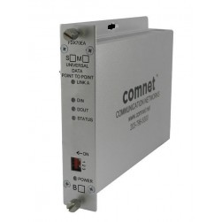 """Comnet FDX70EBS1 Universal Data Point To Point """"B"""" End 1 Fiber SM"""