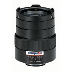 Computar H2Z0414C-MP 1/2-inch 4-8mm f1.4 Varifocal, Manual Iris