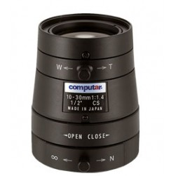 Computar H3Z1014CS 10-30mm Vari Focal Manual Iris 1/2-inch