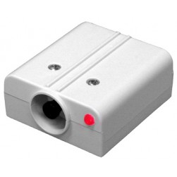 United Security Products HUB-DL-L Hold up Button-Latching, SPDT, 3 Screw Terminals with LED indicator