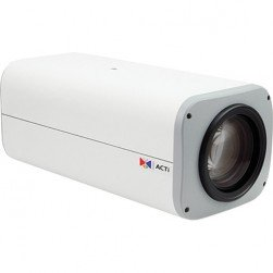 ACTi I28 2MP Video Analytics Zoom Box with D/N Extreme WDR SLLS