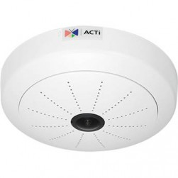 ACTi I51 5Mp Indoor Network Hemispheric Fisheye Dome Camera