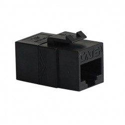 ICC IC107C6ABK UTP CAT 6a Coupler Module Black