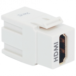 ICC IC107HDMWH F/F HDMI Coupler, White