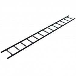 ICC ICCMSLST10 10' Ladder Rack Runway