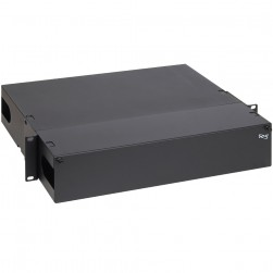 ICC ICFORE62RM 6-Panel Fiber Optic Rack Mount Enclosure
