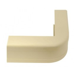"ICC ICRW13OCIV 1 3/4"" Outside Corner Covers - Ivory"