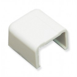 "ICC ICRW33ECWH 1 1/4"" End Cap - White"