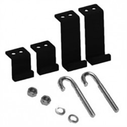 ICC ICCMSL4PBK 4-Post Relay Rack Ladder Mounting Kit