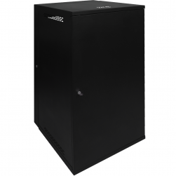 ICC ICCMSWMC26 Wall Mount Enclosure Cabinet, 26 RMS