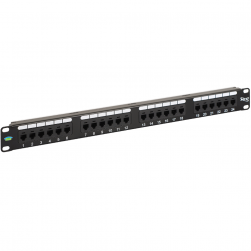 ICC ICMPP024U6 24-Port 6P6C USOC Patch Panel