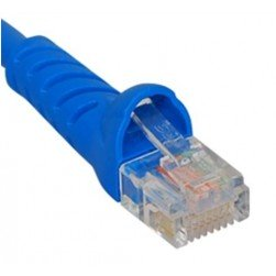ICC ICPCSK03BL Cat 6 Patch Cord, Blue, 3 Ft.