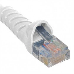 ICC ICPCSK14WH Cat 6 Patch Cord, White, 14 Ft.