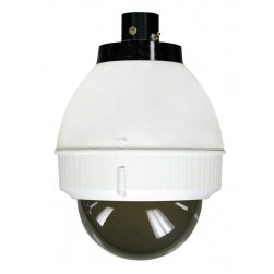Moog IFDP75TF IP Network Ready Indoor Dome Housing with Pendant Mount, Tinted Dome