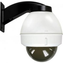 "Moog IFDW75TF IP Network Ready 7"" Indoor Dome Housing with Wall Mount, Tinted Dome"
