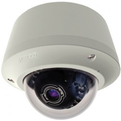 Pelco IME219-1EP 2 Megapixel Sarix IME Series Enhanced Environmental Pendant Mount Mini Dome Camera, 3-9mm Lens