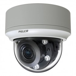 Pelco IME229-1RS-US 2 Megapixel Network Outdoor IR Dome Camera, 3-9mm Lens