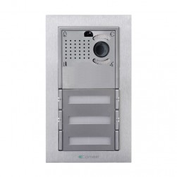 Comelit IMV4S EZ-Pack Video Entry Panel Kit (Surface) 4 Button