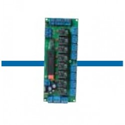 Visonic IOX-4 Input/Output Relay Board For VXS/AXS-100
